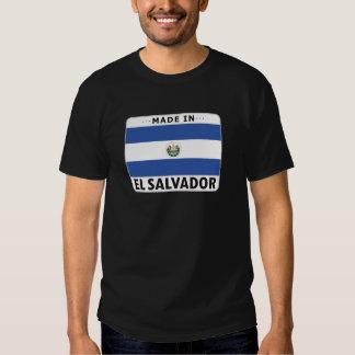 El Salvador Made In Tee Shirts