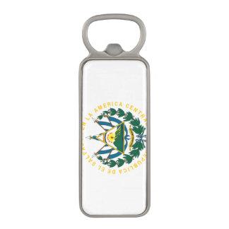 El Salvador Magnetic Bottle Opener