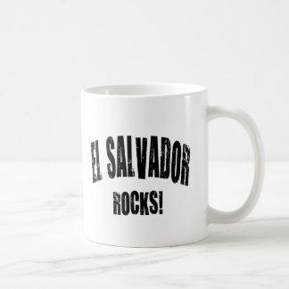 El Salvador Basic White Mug