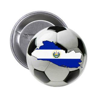 El Salvador national team Pinback Button