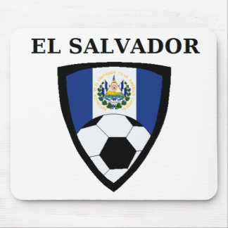 El. Salvador Soccer Mouse Pads