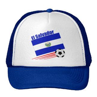 El Salvador Soccer Team Trucker Hats