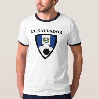 El Salvador Soccer Tshirt