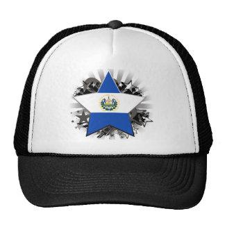 El Salvador Star Trucker Hat