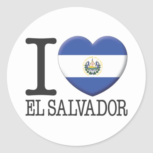 El Salvador Stickers