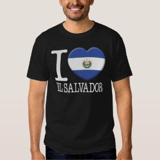 El Salvador T Shirt