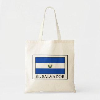El Salvador tote bag