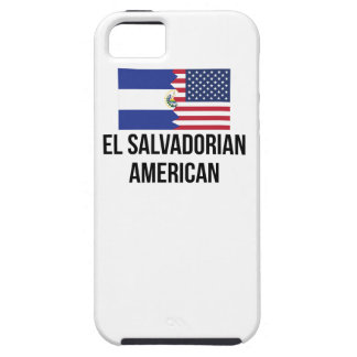 El Salvadorian American Flag Case For The iPhone 5