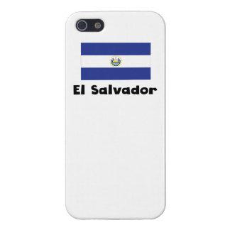El Salvadorian Flag Case For iPhone 5/5S