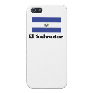 El Salvadorian Flag iPhone 5 Cover