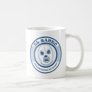 EL SANTO COFFEE MUG