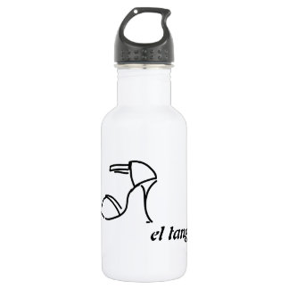 el tango stainless steel water bottle