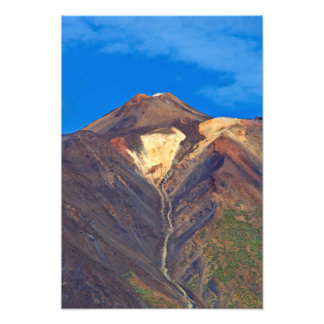 El Teide, Tenerife, Photo Print