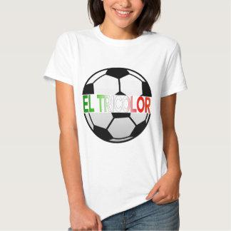el Tricolor Mexico Soccer Team Tshirts