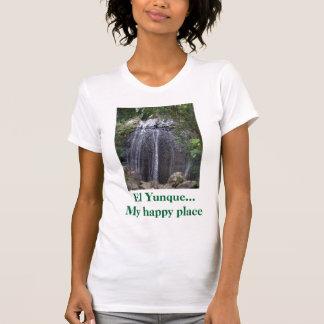 El Yunque...My happy place Tshirts