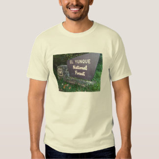 El Yunque National Forest T-shirt