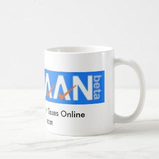 eLagaan -  Prepare & File Your Taxes Online Coffee Mugs
