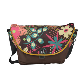 Elaina's Floral Design Bag Courier Bag