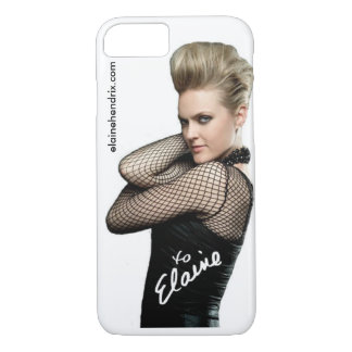 Elaine Hendrix Rock & Roll iPhone 7 Case