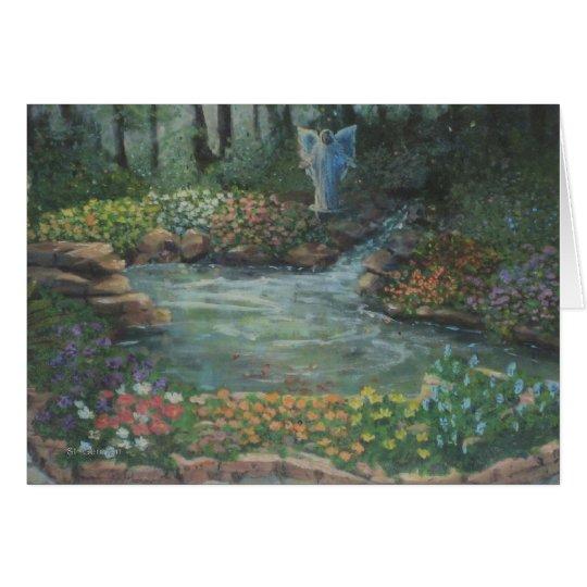 Elaine's Pond Card