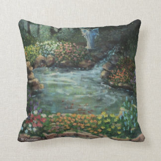 Elaine's Pond Cushion