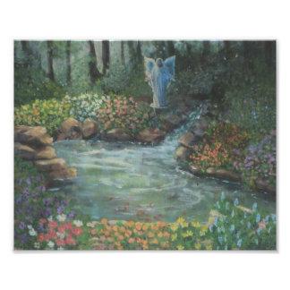 Elaine's Pond Photo Print