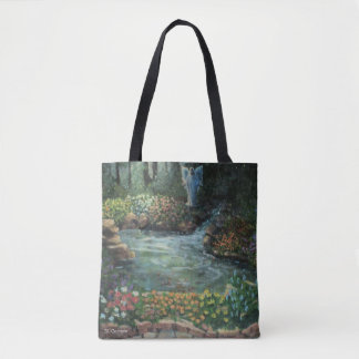 Elaine's Pond Tote Bag