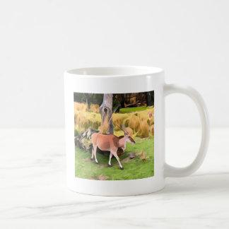 Eland Antelope from Safari Coffee Mug