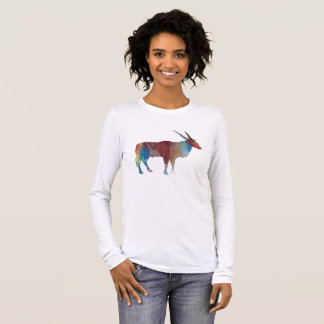 Eland antelope long sleeve T-Shirt