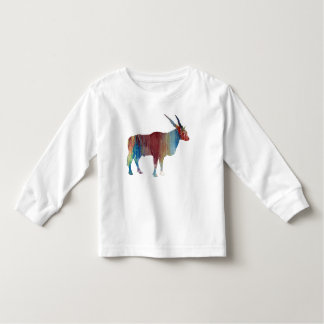 Eland antelope toddler T-Shirt