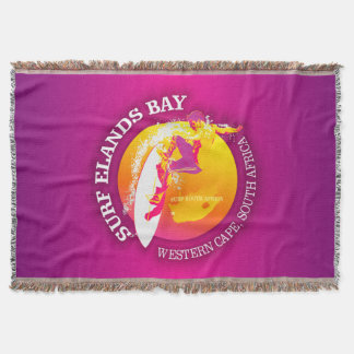 Elands Bay Throw Blanket