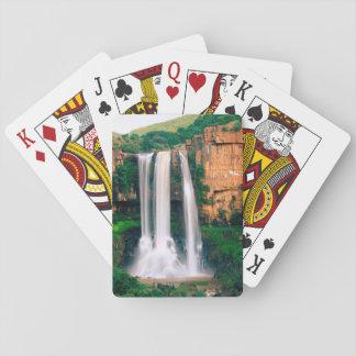 Elands River Falls, Mpumalanga, South Africa Playing Cards