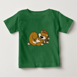 Elated Squirrel! Baby T-Shirt