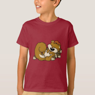 Elated Squirrel! T-Shirt
