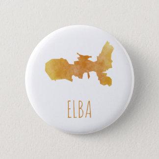 Elba 6 Cm Round Badge