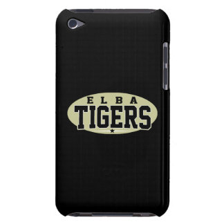 Elba High School; Tigers Barely There iPod Covers