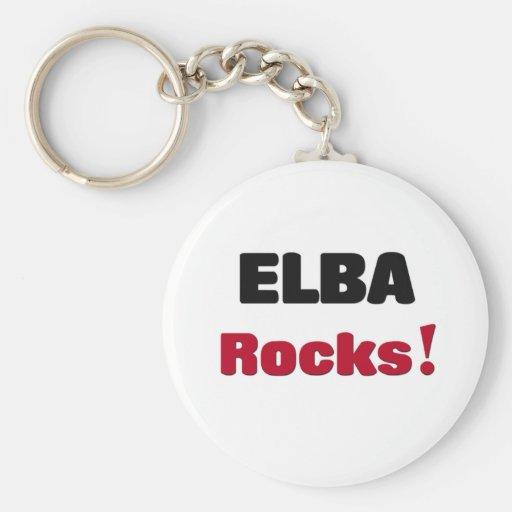 Elba Rocks Keychains