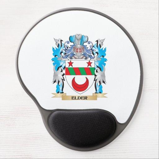 Elder Coat of Arms - Family Crest Gel Mouse Mat