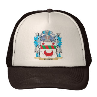 Elder Coat of Arms - Family Crest Trucker Hat