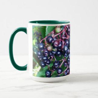 Elder Sambucus of berries 444 mlTasse Mug