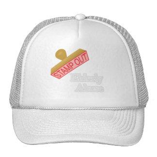 Elderly Abuse Hat