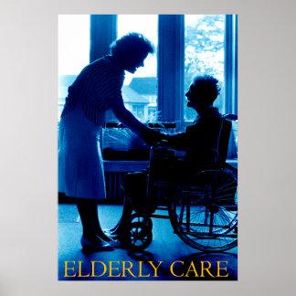 elderly care poster