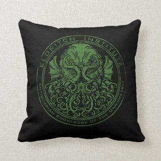 Eldritch Institute Cushion