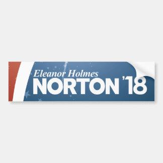 Eleanor Holmes Norton Bumper Sticker