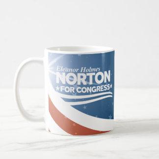 Eleanor Holmes Norton Coffee Mug