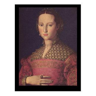 Eleanor of Toledo Postcard