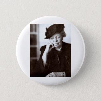 Eleanor Roosevelt 6 Cm Round Badge