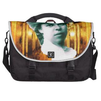 Eleanor Roosevelt Art Laptop Bag