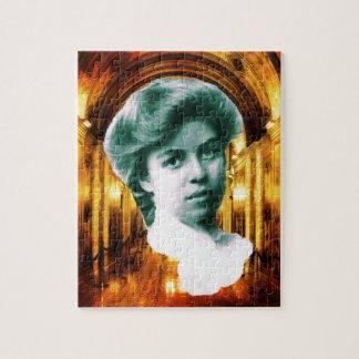 Eleanor Roosevelt Art Puzzles