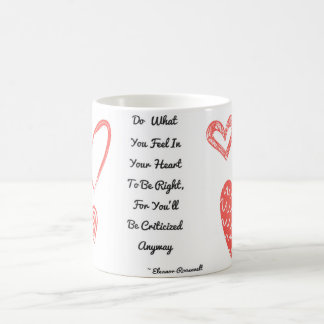 Eleanor Roosevelt- Do What You Love Mug